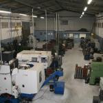 Fábrica de anéis de segmento