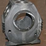 Fundição de peças para compressores