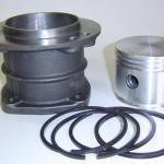 Anel de segmento para compressor de ar